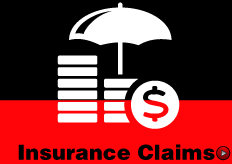 Insurance Claims - money and umbrella